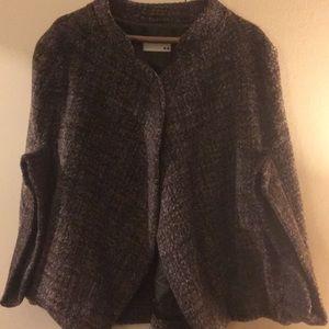 Jackets & Blazers - Anthropologie warm and cozy cape/jacket